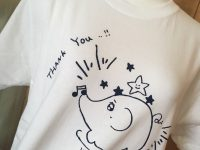 加護亜依Tシャツを作りました!